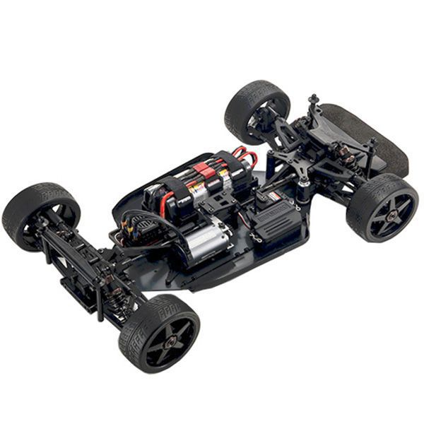 Kyosho inferno gt2 ve race spec audi r8