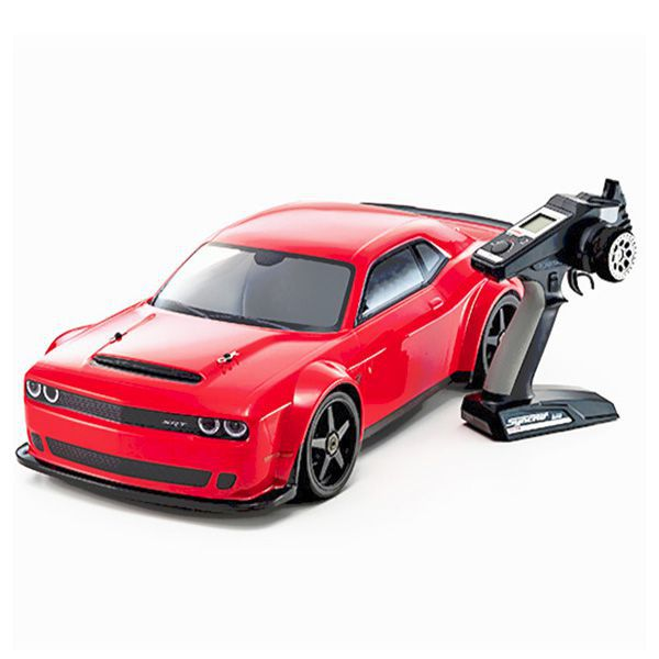 Kyosho inferno gt2 ve race spec dodge challenger srt demon  34103b
