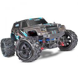 Latrax teton monster truck 4wd 1/18ème 76054-1-BLK