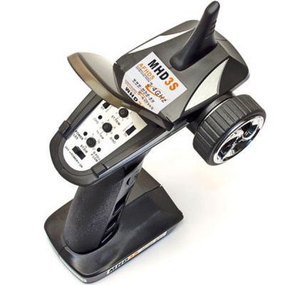 MHD AFHDS télécommande 3 voies à volant avec récepteur Z01003