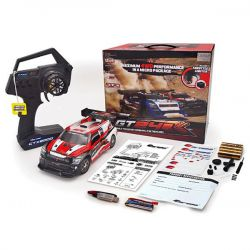 MICRO RALLY GT24R 1/24ème 4WD BRUSHLESS BLEU