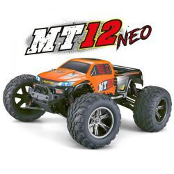Monster 1/12 funtek mt12 neo orange 42km/h