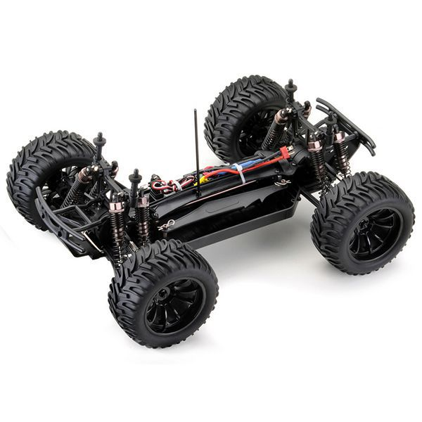 Monster truck 1/10 brushless 4wd ab3.4bl absima 12244