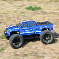 Monster truck 1/10 brushless 4wd amt3.4bl absima