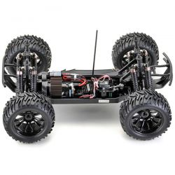 MONSTER TRUCK 1/10ÈME 4X4 AMT2.4 ABSIMA RTR 12207