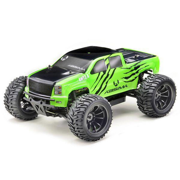 Monster truck 1/10ème 4x4 amt3.4 absima 12224