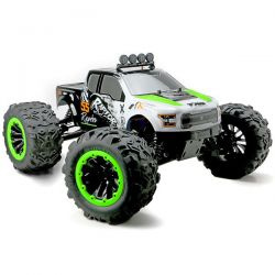 Monster truck 1/8 raptor e6 vert team magic 4wd rtr 505007G