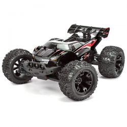 Monster truck 4wd e5 hx team magic noir/rouge