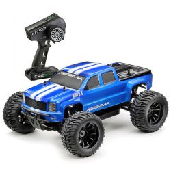 Monster truck rc 1/10 brushless 4wd amt3.4bl absima 12244