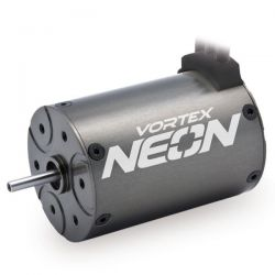 Moteur brushless 1/10ème neon vortex 17 bl 4 poles 3280kv team orion ori28183