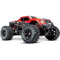 New x-maxx 8s 4wd brushless traxxas rouge 77086-4-REDX