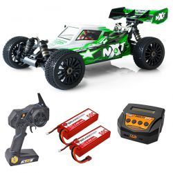 Pack eco 1/8 nxt ep 2.0 Xtrem Edition hobbytech