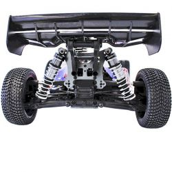 Pack eco buggy 1/8 gunner gp v2 mhd jaune