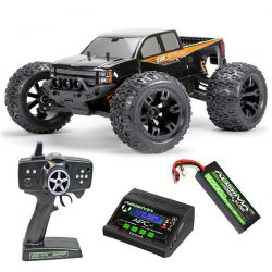 Pack eco e5 team magic black 4wd rtr