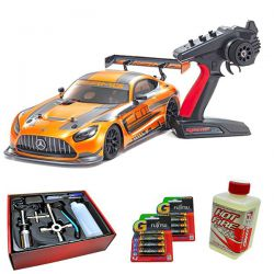 Voitures thermiques Kyosho