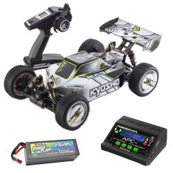 PACK ECO INFERNO MP9e KYOSHO