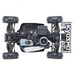 Pack eco kyosho inferno neo 3.0 bleu 33012t1