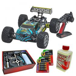 Pack eco kyosho inferno st 3.0 moteur picco