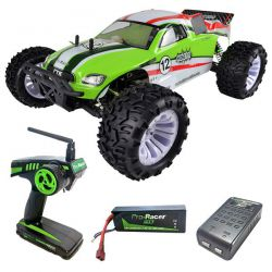 Pack éco Monst\'it 1/10ème brushless 4wd rtr