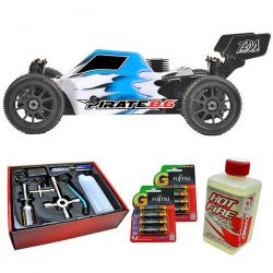 PACK ECO PIRATE 8.6 BLEU T2M