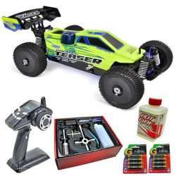 Pack eco pirate teaser buggy 1/10 t2m