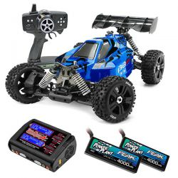 Pack eco team magic b8er 6s 1/8 brushless bleu