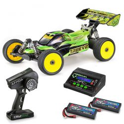 Pack eco tr8v2 1/8ème brushless absima