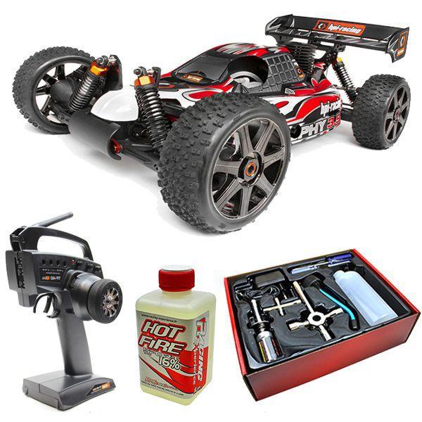 Pack eco trophy buggy 3.5 hpi