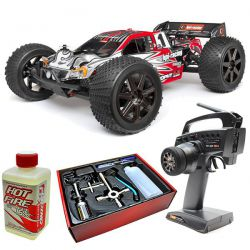 Pack eco trophy truggy 4.6 hpi
