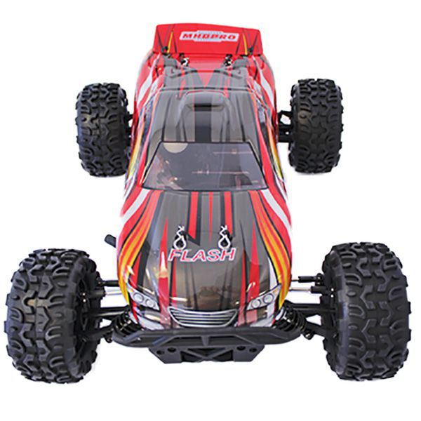 Pack eco truggy flash 4wd mhd rouge Z6000001