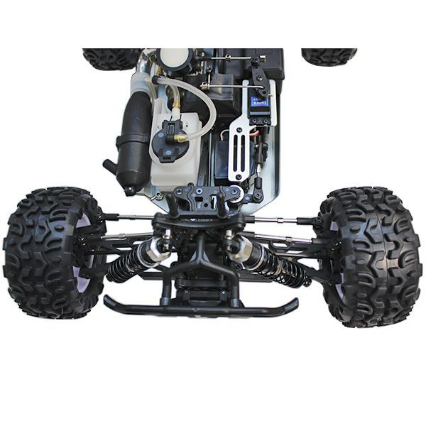Pack eco truggy flash 4wd mhd violet