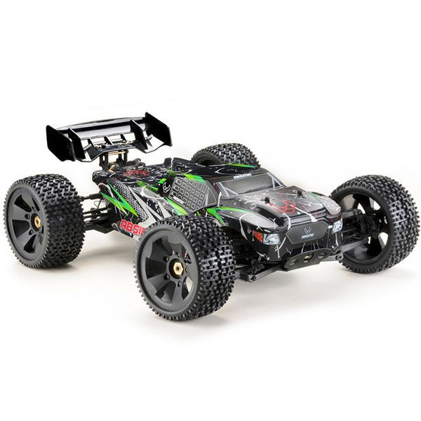 Pack eco truggy torch1/8 4s brushless absima 13101