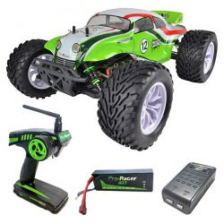 Pack éco wheel'it 1/10ème brushless 4wd rtr