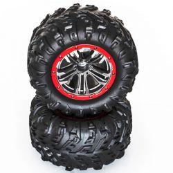 Paire de roues complètes pour mt-twin funtek FTK-MT-TWIN-20