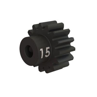 Pignon 15 dents et 32 dps traxxas 3945x