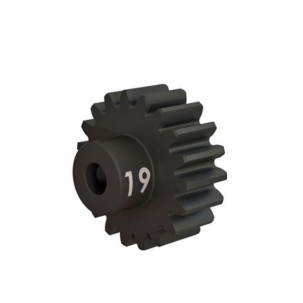 Pignon moteur acier 19 dts 32dps traxxas 3949X