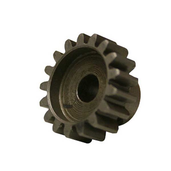 Pignon moteur électrique 17 dents module 1.0 axe 5mm HRC71017