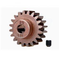 Pignon moteur métal 20 dents traxxas 6494x