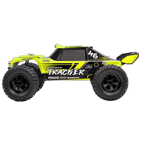 Pirate tracker t2m buggy 1/10 4wd rtr t4940