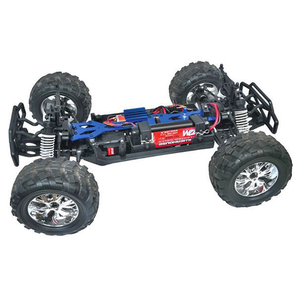 PIRATE XTR MOTEUR BRUSHLESS