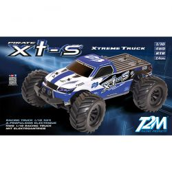 Pirate xts 1/10ème 4wd t2m t4941