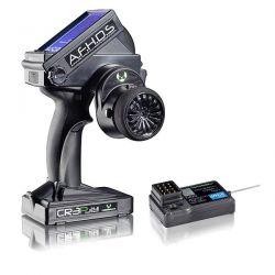 RADIO 3 VOIES ABSIMA CR3P + RECEPTEUR 2.4GHZ