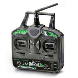 Radio à manches sr2s absima + recepteur 2.4ghz 2000021