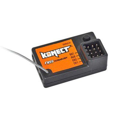 Récepteur 2.4ghz pour radio konect kt2s+