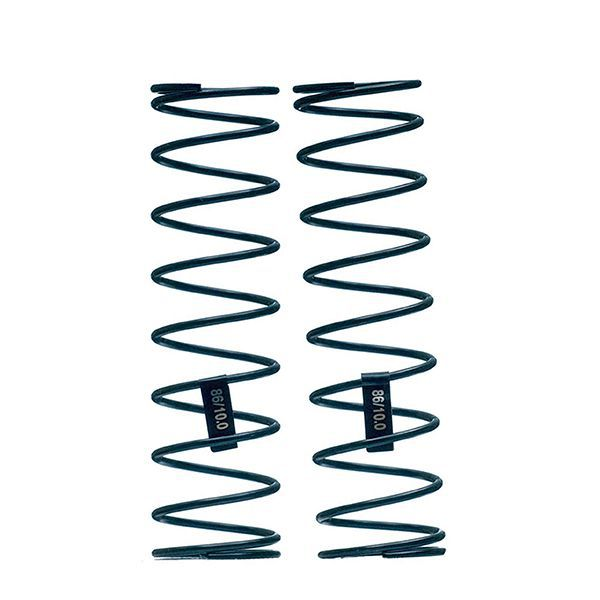 Ressorts d\\\'amortisseurs arrière F1.6 10.0t mugen E0556