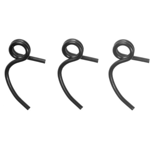 Ressorts d\'embrayage 3 points 1.0mm pour kyosho inferno
