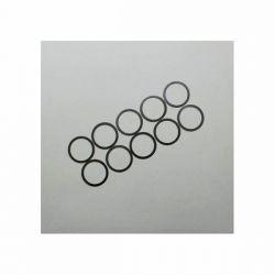 Rondelles de calage 13x16x0.15mm kyosho 96772