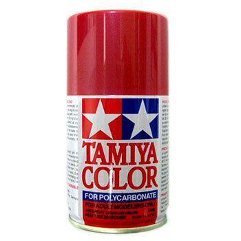 rouge metallise ps15 tamiya pour peindre les carrosseries en polycarbonnate. Black Bedroom Furniture Sets. Home Design Ideas