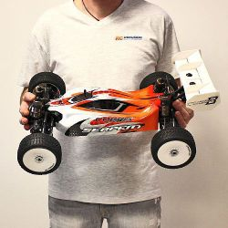 BUGGY BRUSHLESS COBRA 811