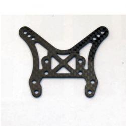 support amortisseur avant carbone flash 1/10 mhd Z6010961